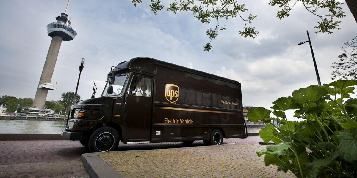 UPS et HubBox simplifient la livraison de colis