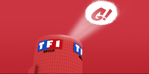 Gamned! rejoint le groupe TF1
