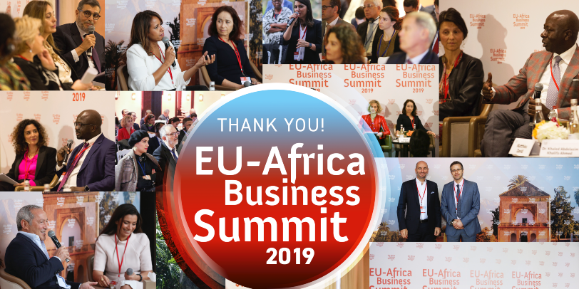 Highlights from the EU-Africa Business Summit 2019