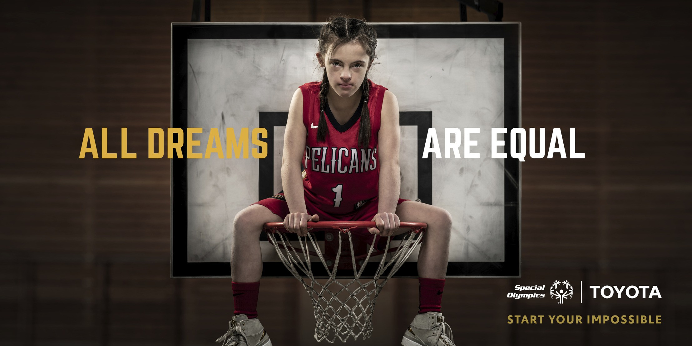 Photo of Special Olympics lanceert nieuwe internationale campagne #alldreamsareequal
