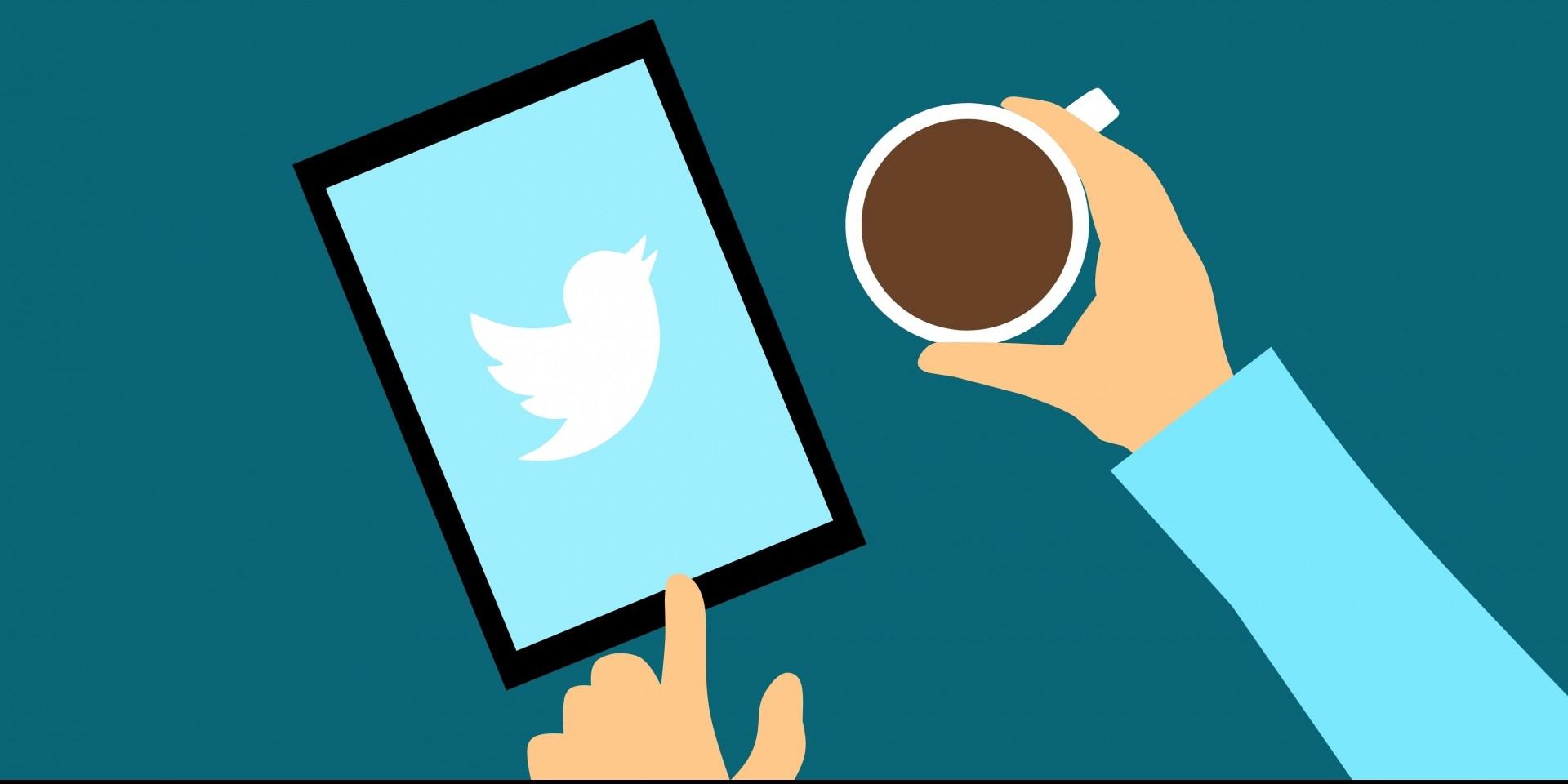 Twitter bondit en Bourse