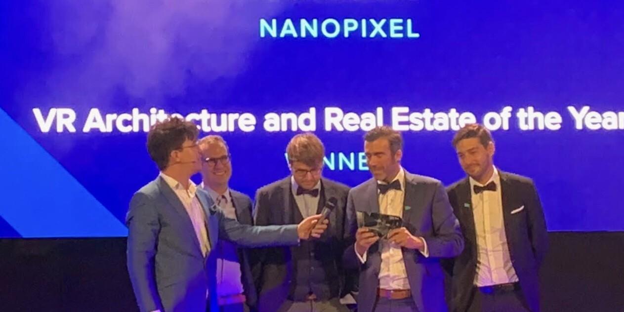Le Belge Nanopixel se distingue dans la VR