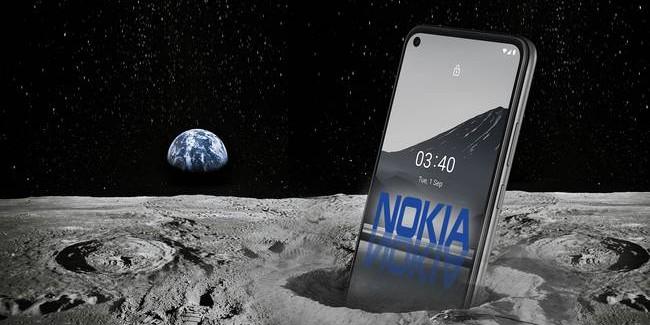 Photo of Nokia: Un réseau 4G bientôt sur la Lune?