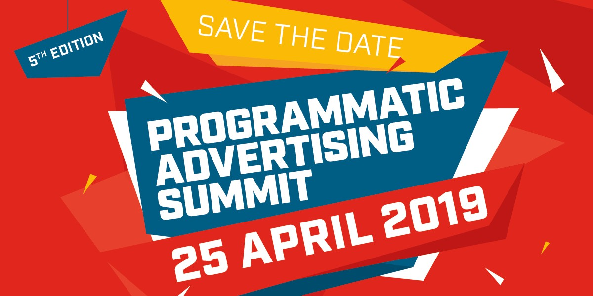 Ne manquez pas la nouvelle édition du Programmatic Advertising Summit !
