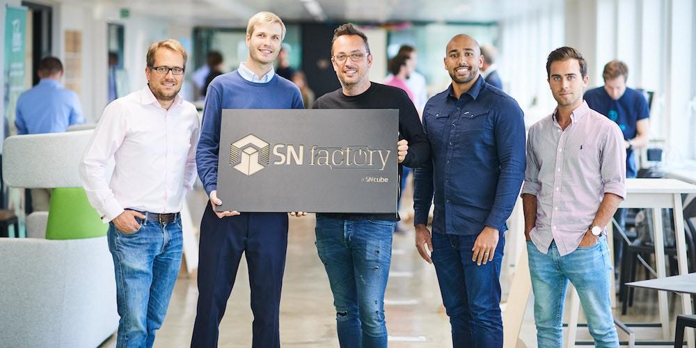 A la découverte de la SN Factory, un FabLab unique en Belgique