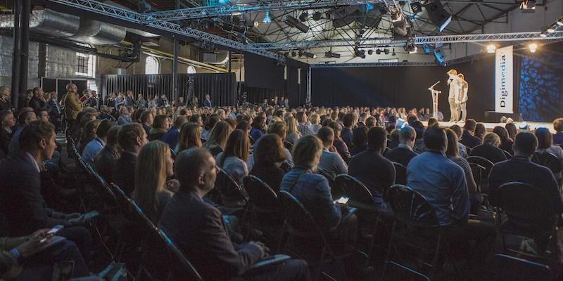 DF: het volledige programma van de conferenties staat online en is beschikbaar in de Digital First app