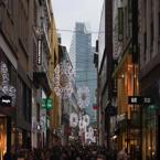 Leegstand in de Brusselse Nieuwstraat toegenomen