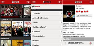 Netflix al beschikbaar in de Belgische App Store!
