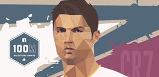 Christiano Ronaldo, premier athlète à atteindre 100 millions de