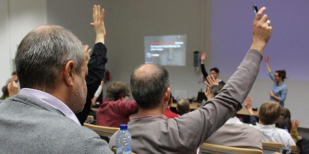 BetaGroup Event @Antwerp, une premi�re r�ussie