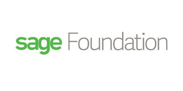 Sage offre un million de dollars à des oeuvres caritatives