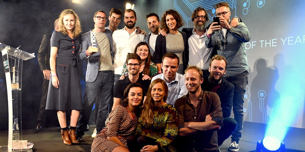TBWA et Telenet mis à l'honneur lors des MIXX Awards 2017