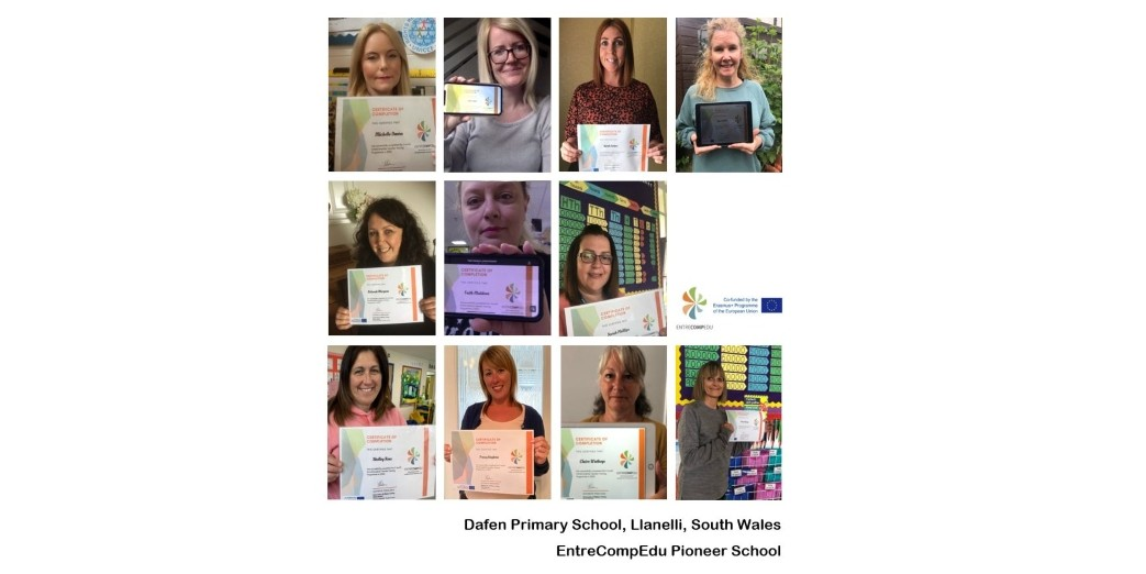 Welsh Pioneer School Online Graduation