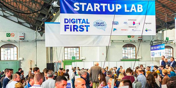 Photo of Digital First zet nogmaals de start-ups in de schijnwerpers!