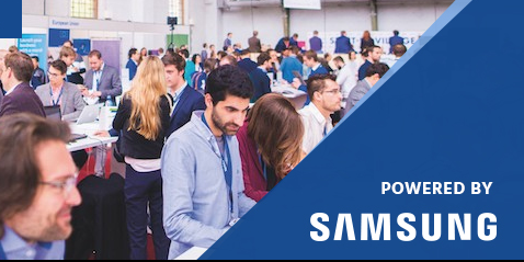 Samsung, sponsor du plus grand Startup Village de Belgique!