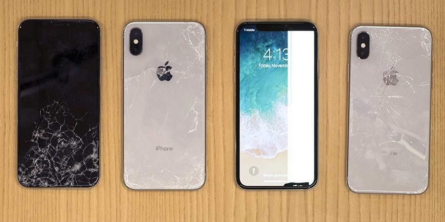 iPhone X : des coûts de réparation exorbitants !