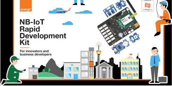 Orange dévoile son offre de services IoT aux entreprises