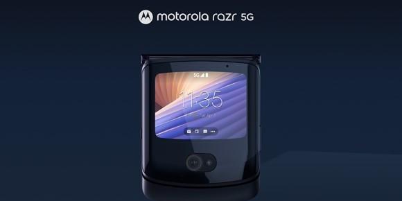 Le Minimum épouse le Maximum dans le nouveau Motorola razr 5G