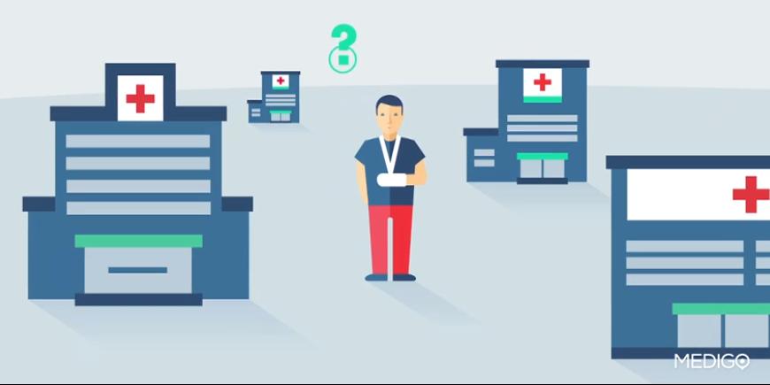 Een Berlijnse start-up maakt medische verzorging in het buitenland toegankelijk