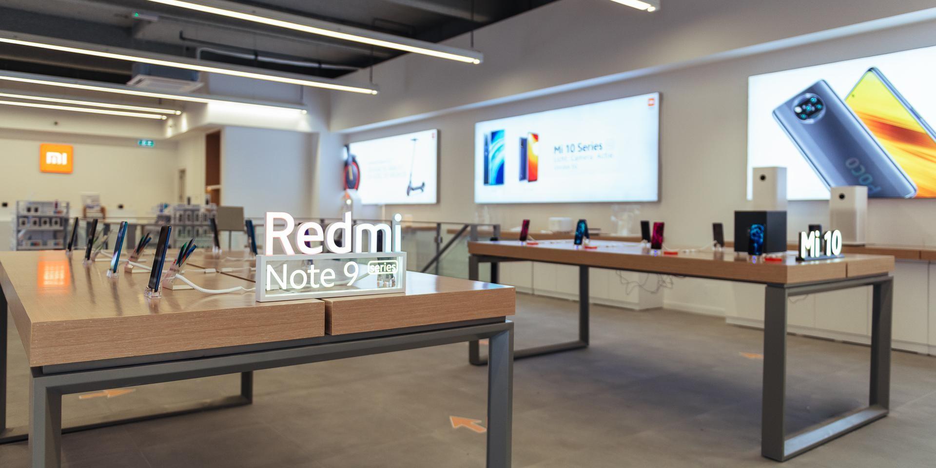 Photo of Xiaomi ouvre son premier magasin physique au Benelux