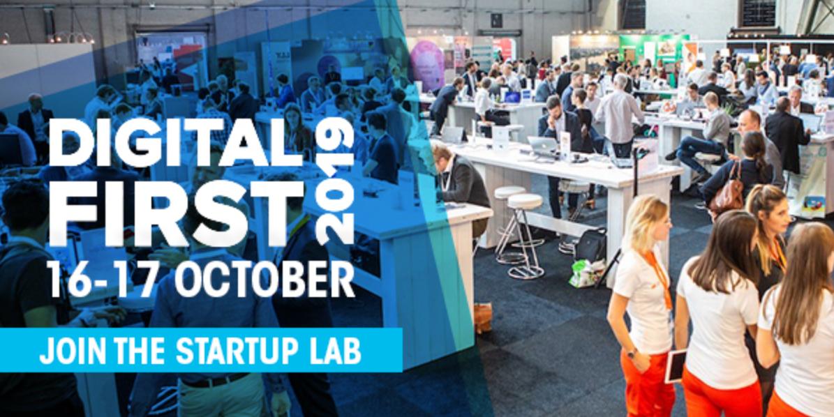 Jouw startup @ Digital First