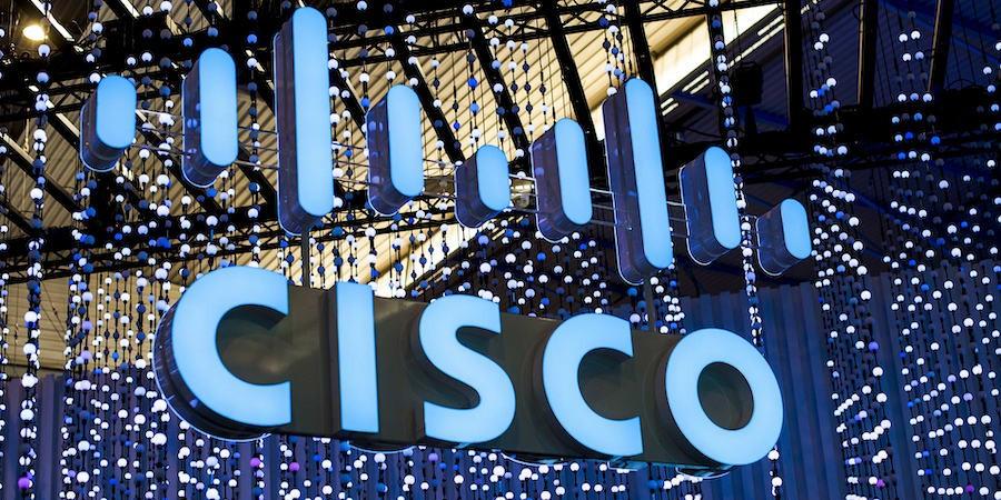 Cisco au salon Smart Company