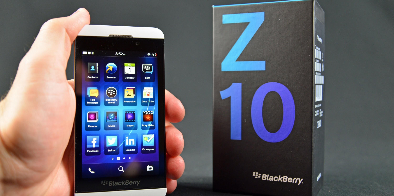 BlackBerry arr�te les frais