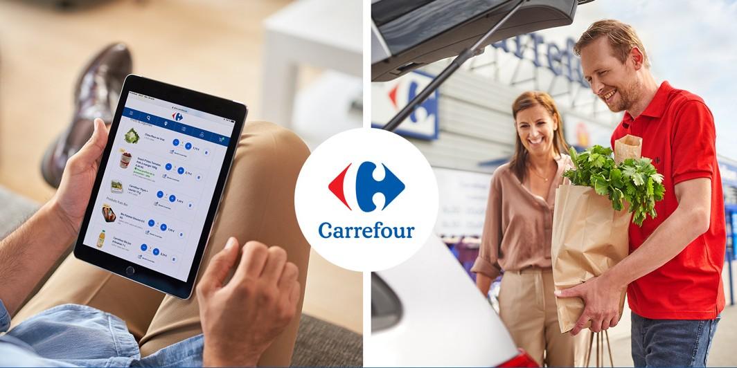Comment Carrefour Belgique dope son e-commerce grâce à Food-X Technologies