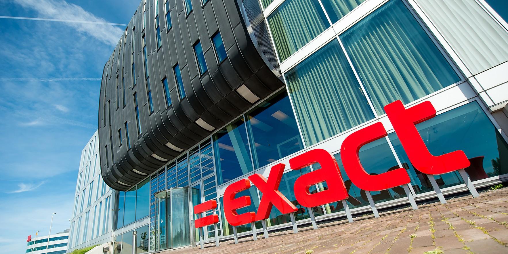 Photo of Exact neemt de afdeling Benelux Bedrijfssoftware van Unit4 over