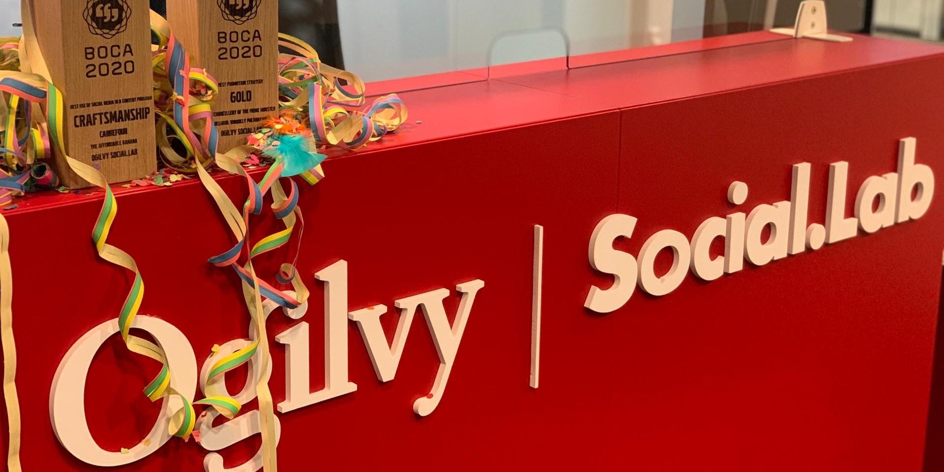 Photo of Ogilvy Social.Lab remporte la troisième annonce des BOCA awards