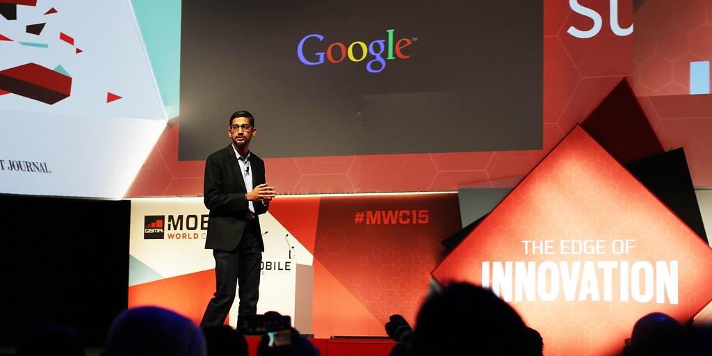 Photo of De baas van Google voortaan aan het hoofd van Alphabet