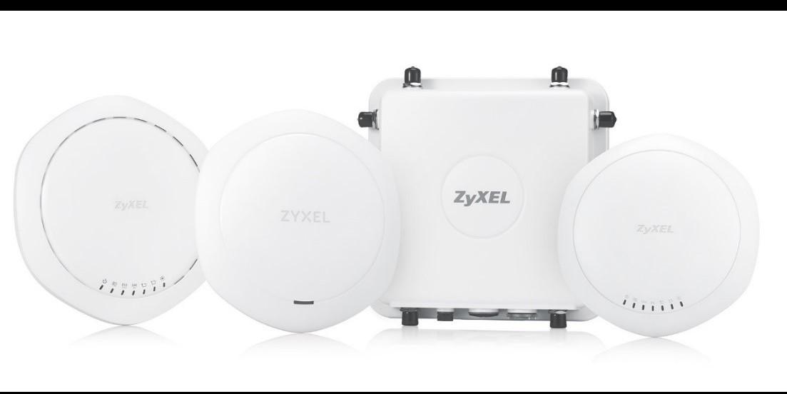 Zyxel ajoute six points d'accès pour compléter sa gamme Nebula