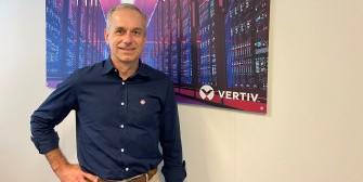 Photo of Koen Vernimmen wordt Sales Manager bij Vertiv