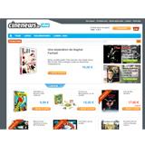 Een e-shop voor Cinenews