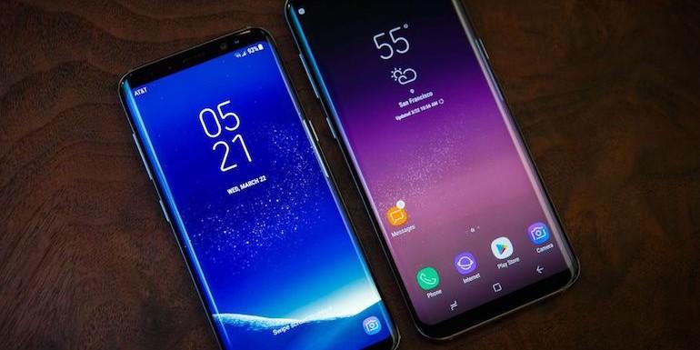 Les précommandes du Galaxy S8 supérieures à celles du S7