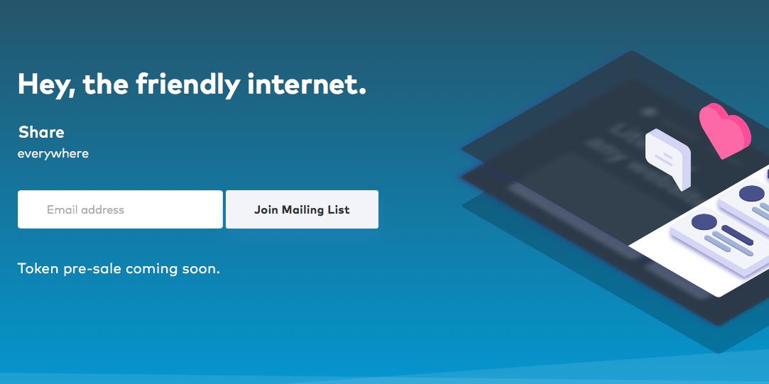 Hey lève 700 000 € pour rendre internet plus convivial