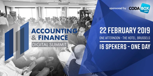 L'entreprise Codabox sponsor du Accounting & Finance Digital Summit