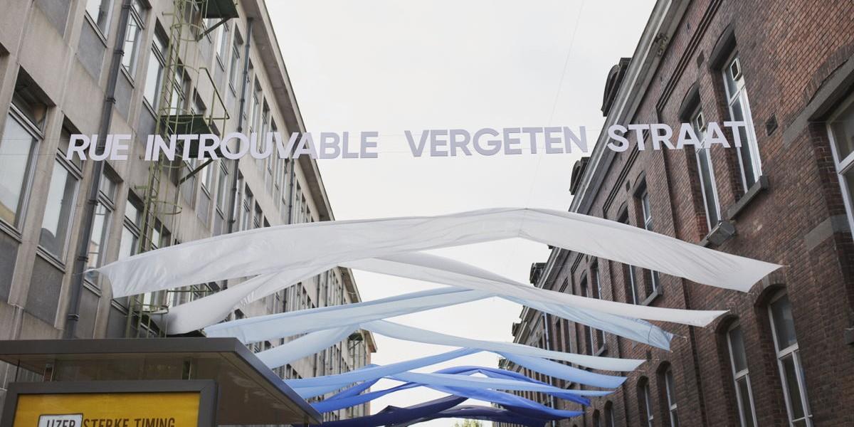 Photo of De Vergeten Straat: de verborgen place to be van de MIVB