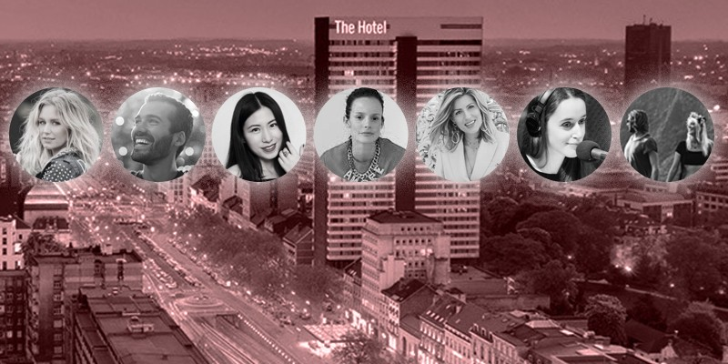 7 influenceurs belges majeurs au Social Media Summit