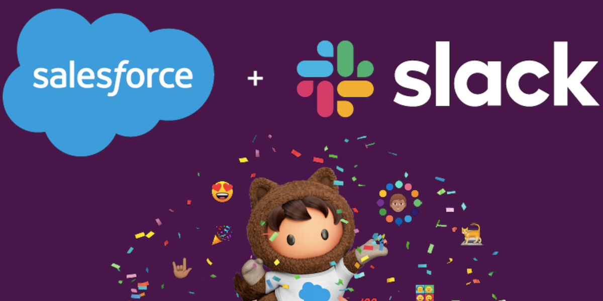 Photo of Salesforce koopt Slack voor 27,7 miljard dollar