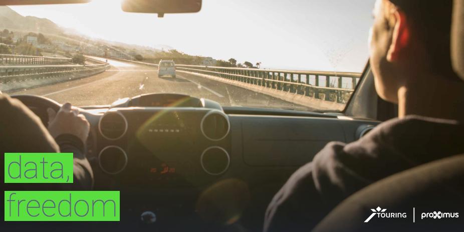 Touring et Proximus lancent la plateforme ouverte ConnectMy.Car