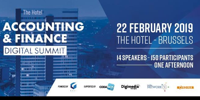 D-3 voor de Accounting & Finance Digital Summit
