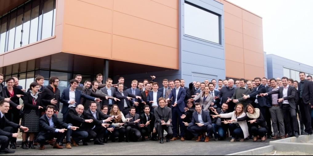 EASI s'étend en Flandre avec l'acquisition de INTO IT
