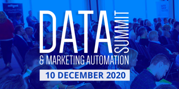 Photo of Afspraak op 10 december voor de Data & Marketing Automation Summit