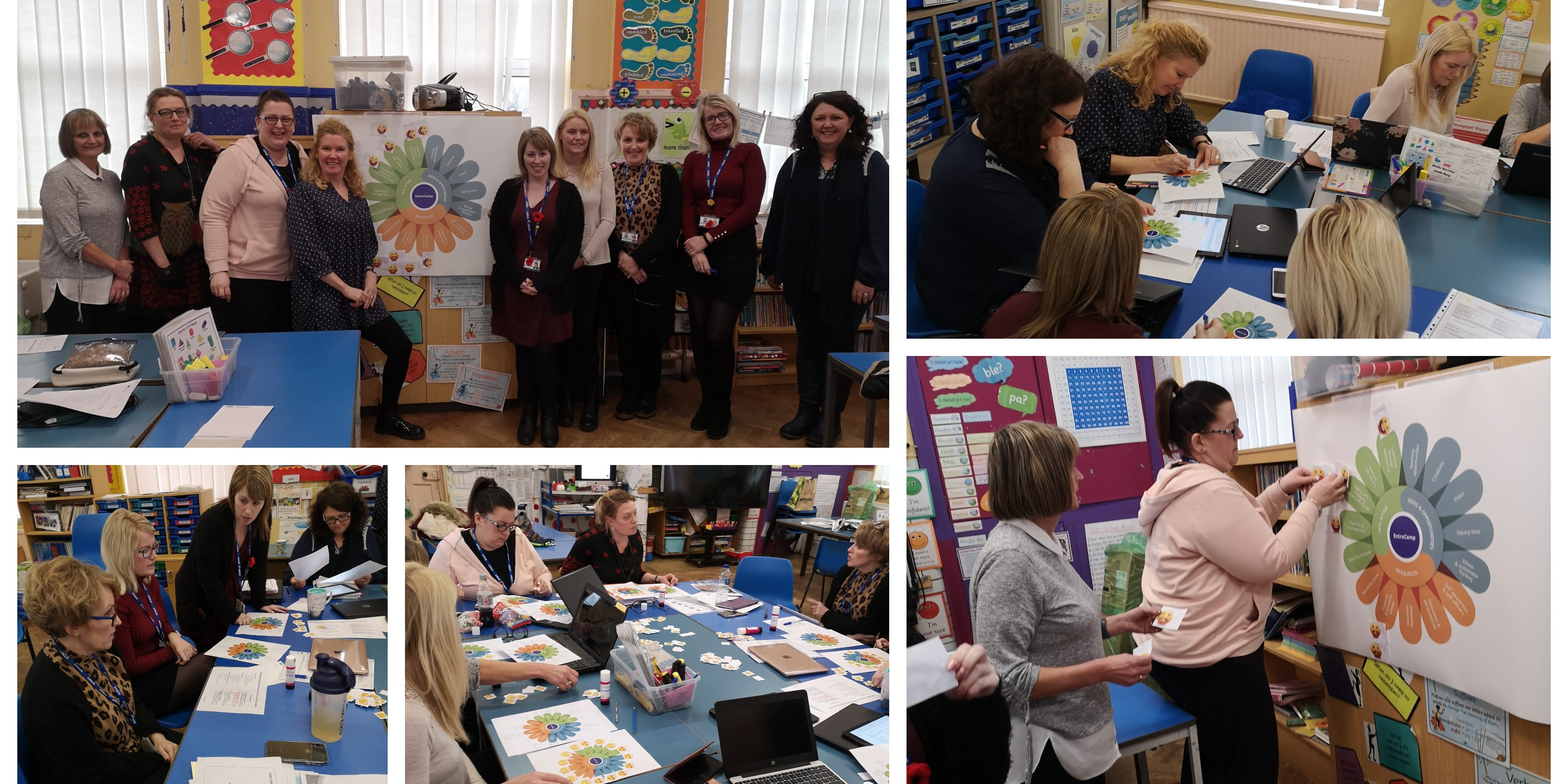Primary Educators in South Wales Pilot EntreCompEdu