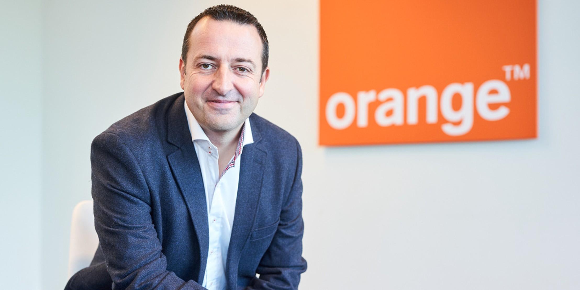Orange désigne un nouveau directeur des ventes