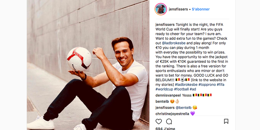 Photo of Ladbrokes confie sa nouvelle campagne d'Influencer Marketing à Stellar