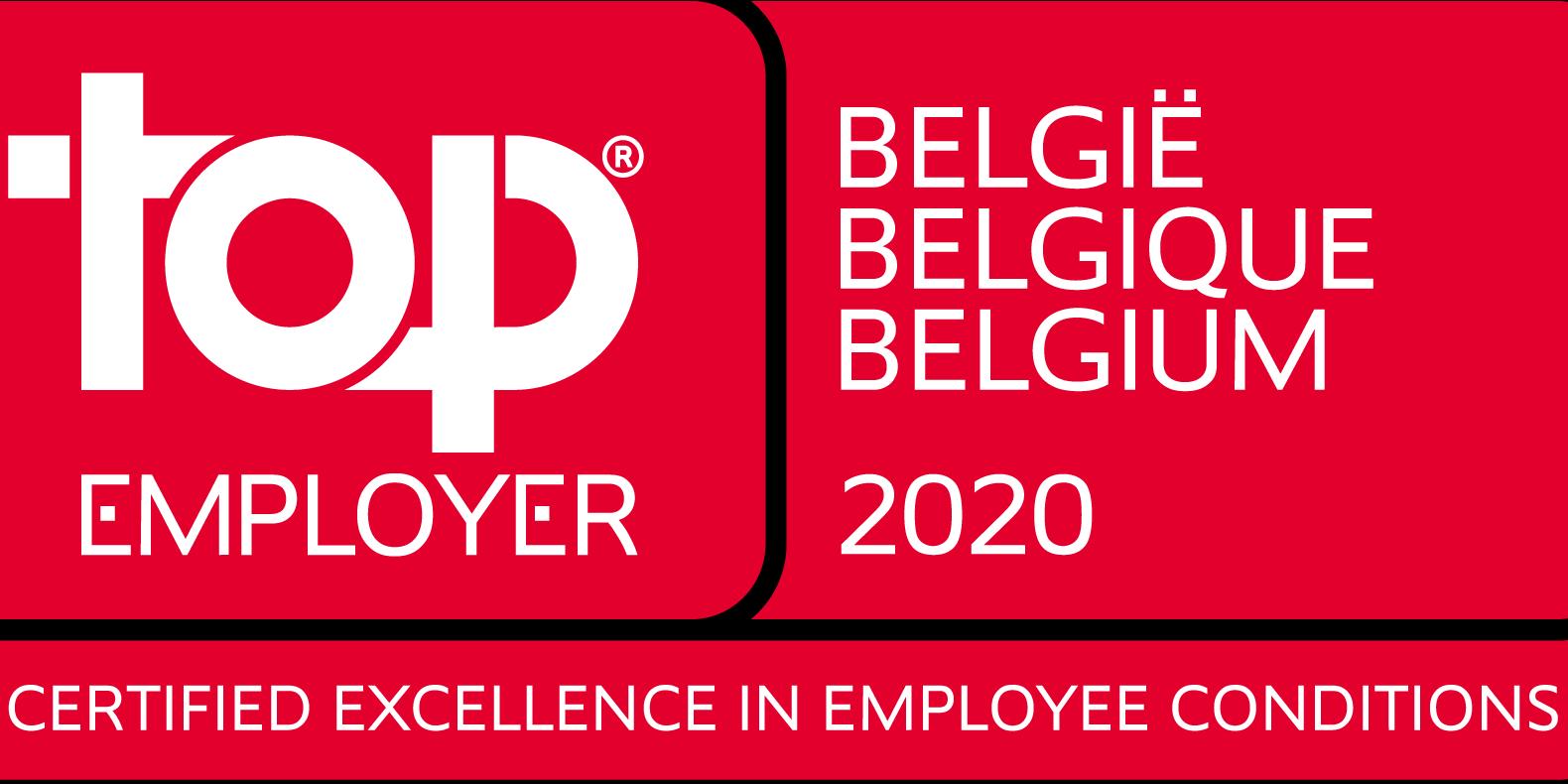 Orange Belgium, élu meilleur employeur