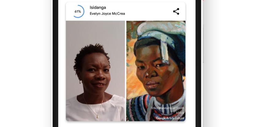 Photo of Google Art Selfie : quelle oeuvre d'art êtes-vous ?