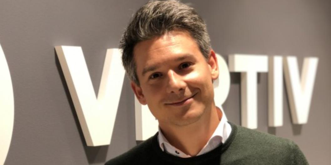 Daniel Breum prend la tête des ventes chez Vertiv